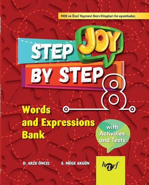 Step By Step Joy 8.Sınıf English Words and Expressions Bank.pdf