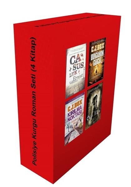 Polisiye Kurgu Roman Seti-4 Kitap Takım.pdf