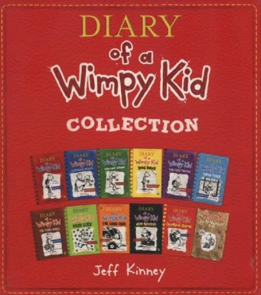 Diary of a Wimpy Kid 12 Book Slipcase.pdf