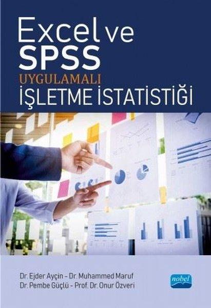 Excel ve SPSS Uygulamalı İşletme İstatistiği.pdf