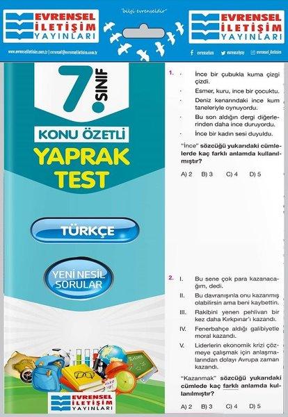 7.Sınıf Türkçe Konu Özetli Yaprak Test.pdf