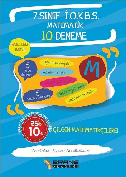 2019 7.Sınıf İOKBS Matematik-10 Deneme.pdf