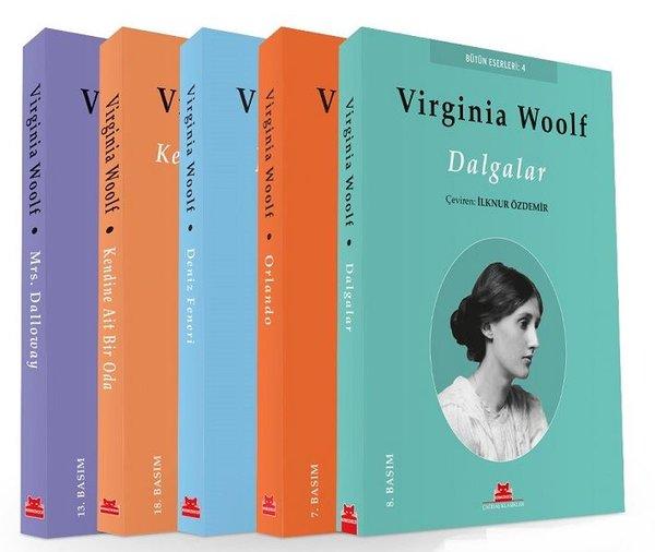 Virginia Woolf Seti-5 Kitap Takım.pdf