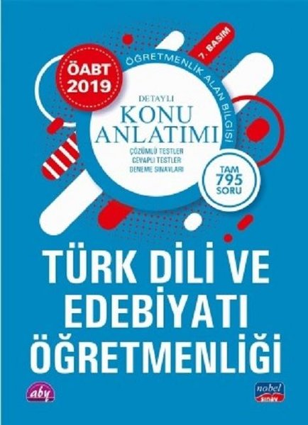 2019 ÖABT Türk Dili ve Edebiyatı Öğretmenliği-Detaylı Konu Anlatımı.pdf