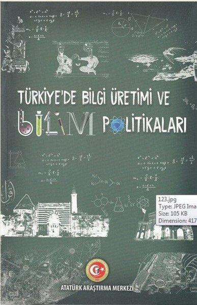 Türkiyede Bilgi Üretimi ve Bilim Politikaları.pdf