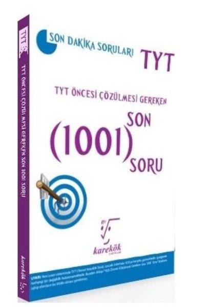 TYT Öncesi Çözülmesi Gereken Son 1001 Soru.pdf