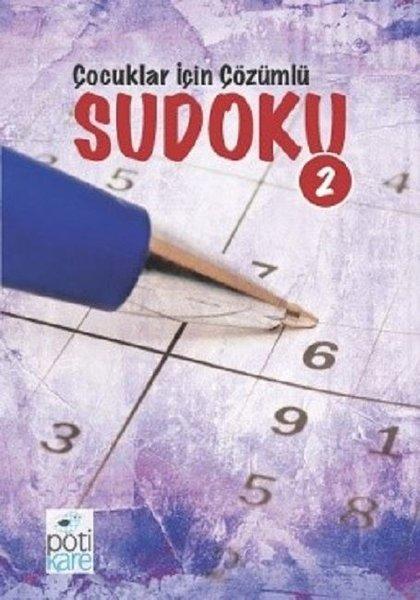 Çocuklar İçin Çözümlü Sudoku 2.pdf
