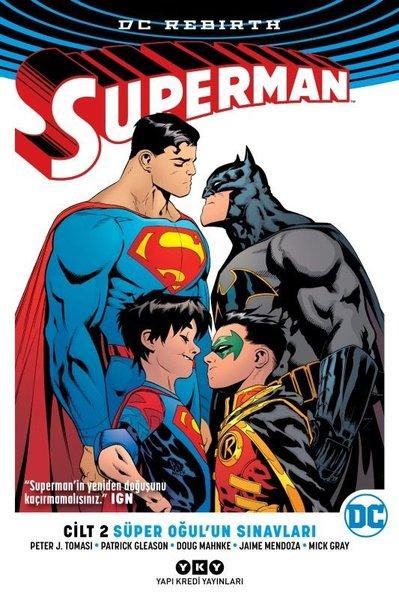 Superman Cilt 2:  Süper Oğulun Sınavları.pdf