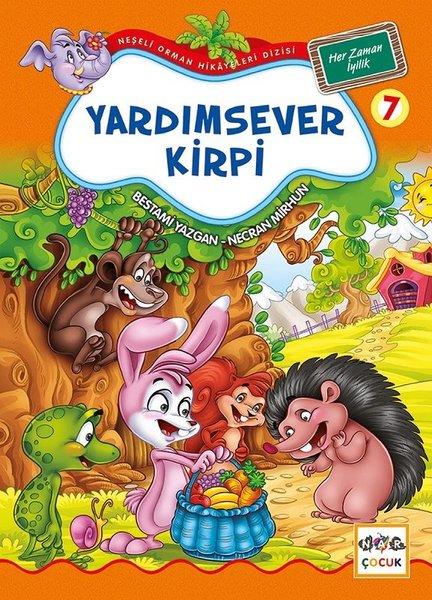 Yardımsever Kirpi 7-Neşeli Orman Hikayeleri Dizisi-Büyük Boy.pdf
