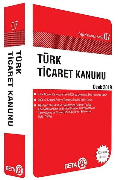 Türk Ticaret Kanunu 2019.pdf