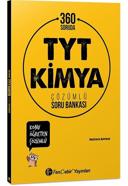 TYT Kimya 360 Soruda Çözümlü Soru Bankası.pdf