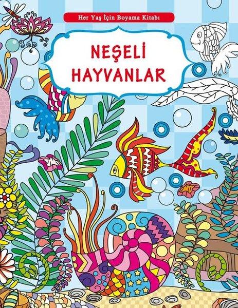 Neşeli Hayvanlar-Her Yaş İçin Boyama Kitabı.pdf
