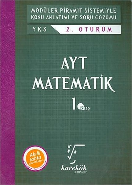 AYT Matematik 1.Kitap YKS 2.Oturum.pdf
