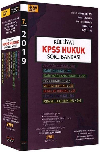 2019 Külliyat KPSS Hukuk Soru Bankası.pdf