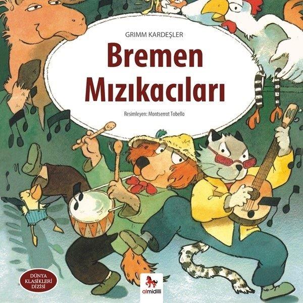 Bremen Mızıkacıları-Dünya Klasikleri Dizisi.pdf