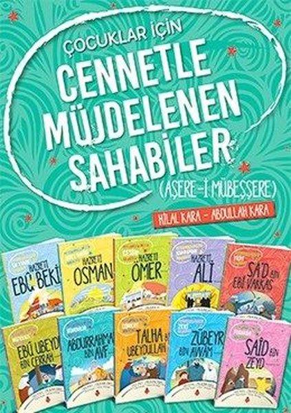 Çocuklar için Cennetle Müjdelenen Sahabiler Seti-10 Kitap Takım.pdf