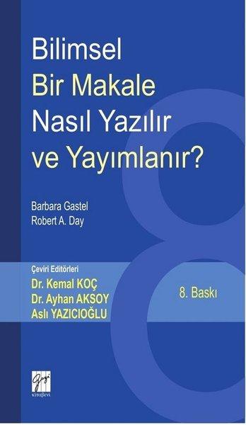 Bilimsel Bir Makale Nasıl Yazılır ve Yayımlanır?.pdf