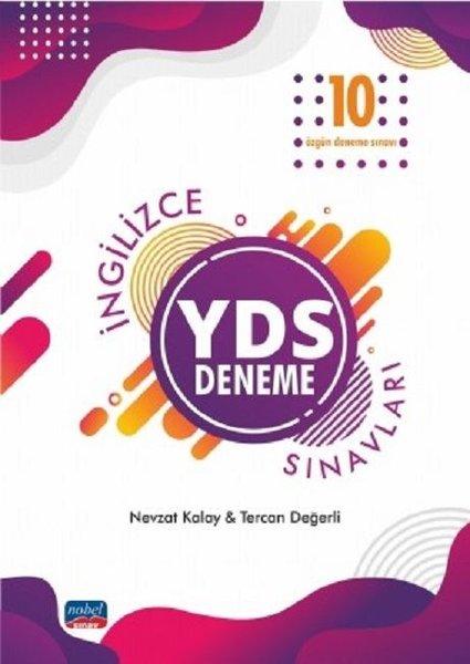 2019 YDS İngilizce 10 Özgün Deneme Sınavı.pdf