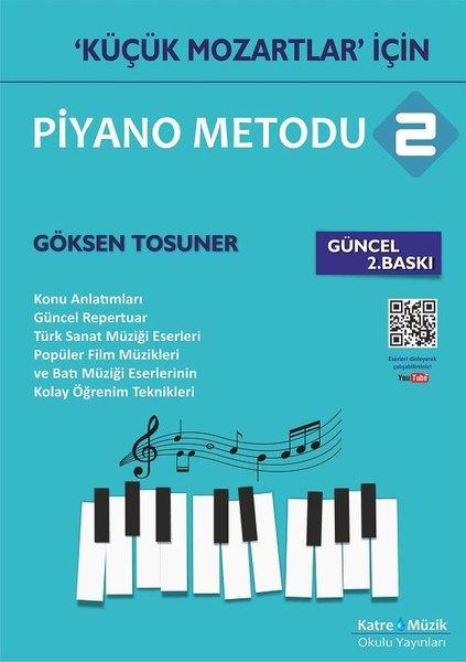 Piyano Metodu 2-Küçük Mozartlar İçin.pdf