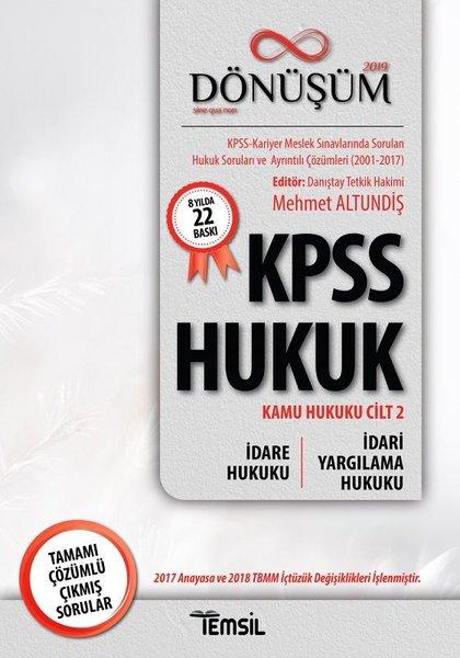 KPSS Hukuk-Kamu Hukuku Cilt 2-Dönüşüm-İdare Hukuku-İdari Yargılama Hukuku.pdf