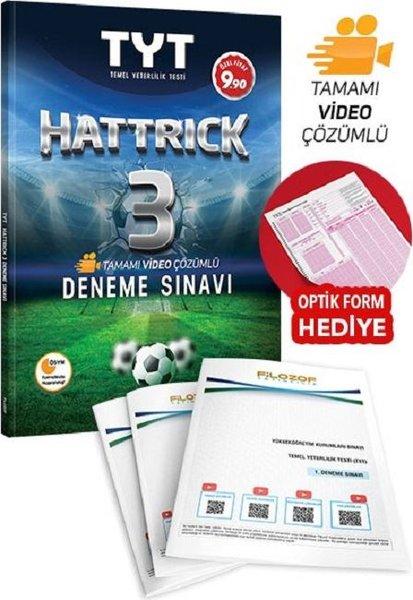 ÖSYM TYT Hattrick 3 Tamamı Video Çözümlü  Deneme Sınavı.pdf