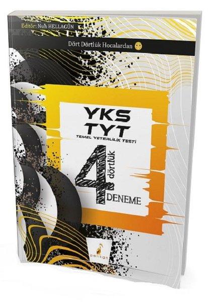 2019 YKS-TYT Dört Dörtlük 4 Deneme Sınavı.pdf