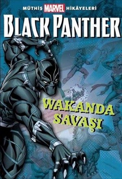 Black Panther Wakanda Savaşı-Müthiş Marvel Hikayeleri.pdf
