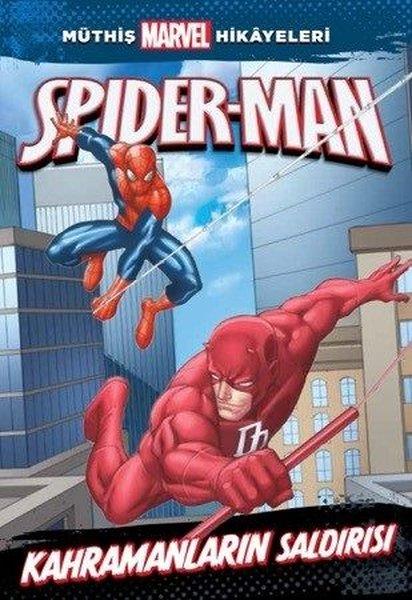 Spider Man-Kahramanların Saldırısı-Müthiş Marvel Hikayeleri.pdf