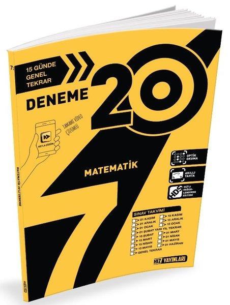 7.Sınıf Matematik 20 Deneme.pdf