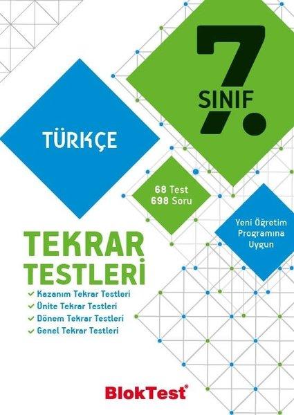 7.Sınıf Türkçe Tekrar Testleri.pdf