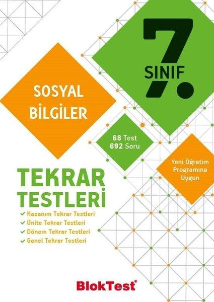 7.Sınıf Sosyal Bilgiler Tekrar Testleri.pdf