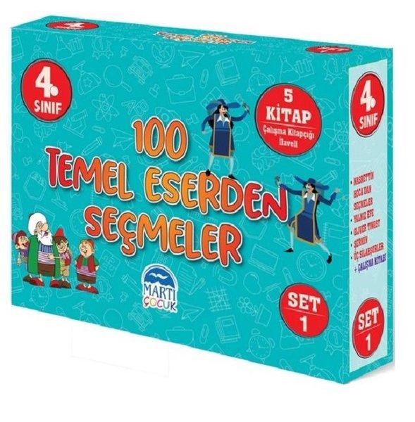 4.Sınıf 100 Temel Eserden Seçmeler Set 1-5 Kitap Takım.pdf