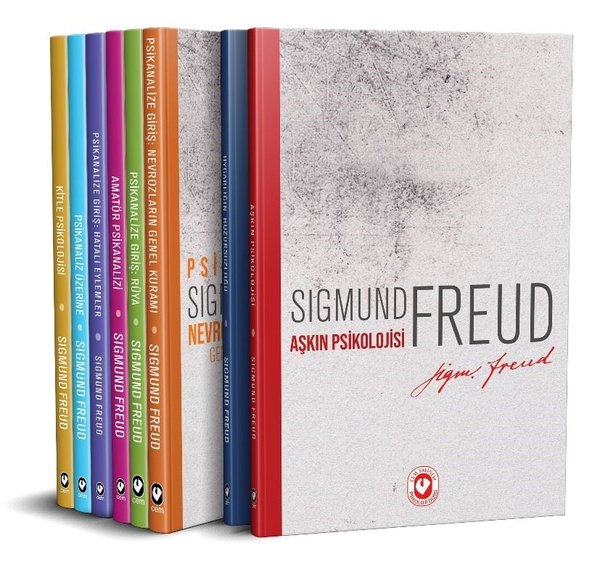 Sigmund Freud Seti-10 Kitap Takım.pdf