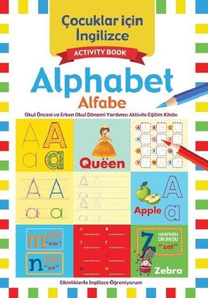Çocuklar için İngilizce: Alphabet-Alfabe.pdf