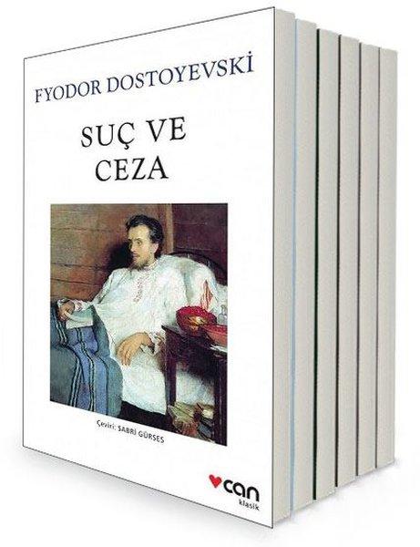 Fyodor Dostoyevski Seti - 6 Kitap Takım.pdf