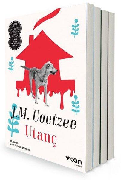 J.M.Coetzee Seti - 4 Kitap Takım.pdf