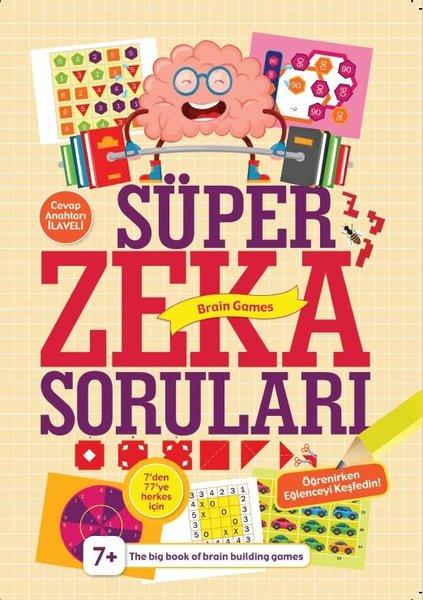 Süper Zeka Soruları-Sarı Kitap 2.pdf