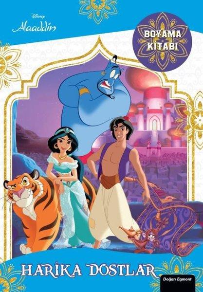 Disney Alaaddin Harika Dostlar Boyama Kitabı.pdf