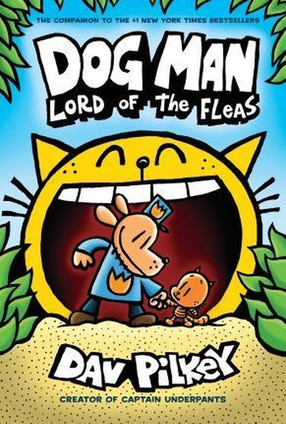 Dog Man 5: Lord of the Fleas.pdf