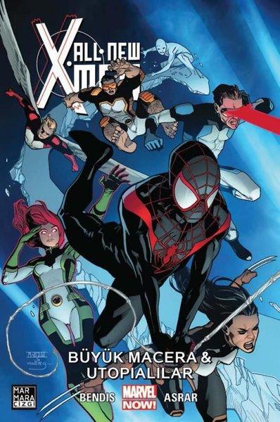 All New X-Men Cilt 6: Büyük Macera ve Ütopialılar.pdf
