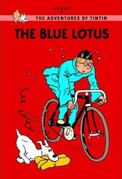 The Blue Lotus (Tintin Young Readers Series).pdf