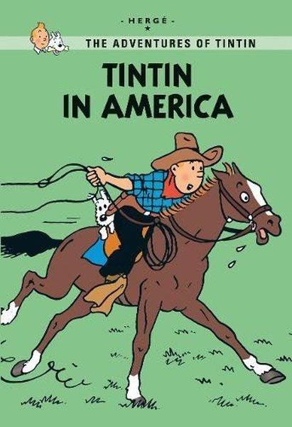 Tintin in America (Tintin Young Readers Series).pdf