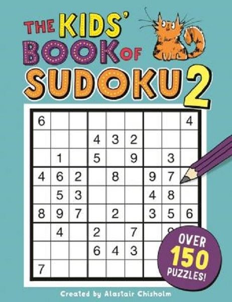 The Kids Book of Sudoku 2 (Buster Puzzle Books).pdf