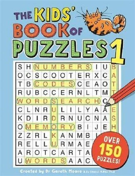 The Kids Book of Puzzles 1 (Buster Puzzle Books).pdf
