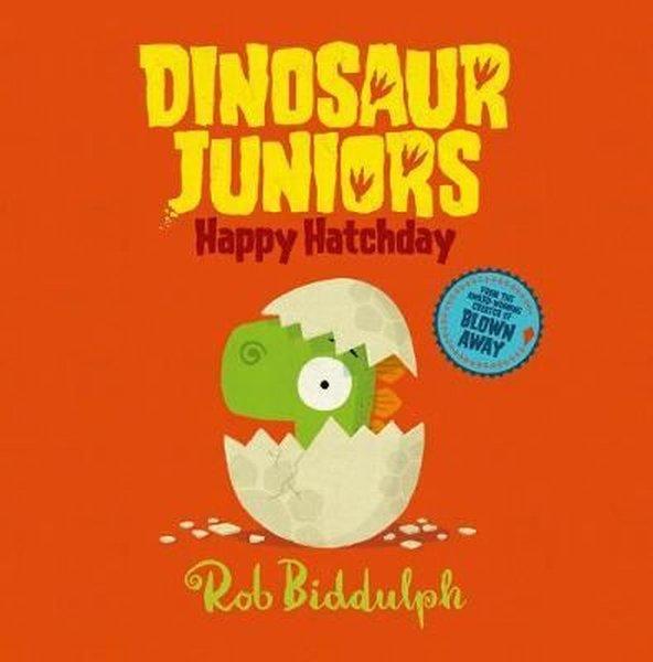 Happy Hatchday (Dinosaur Juniors Book 1).pdf