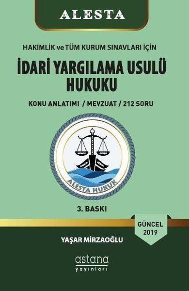Alesta 2019 İdari Yargılama Usulü Hukuku.pdf
