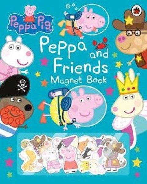 Peppa Pig: Peppa and Friends Magnet Book.pdf