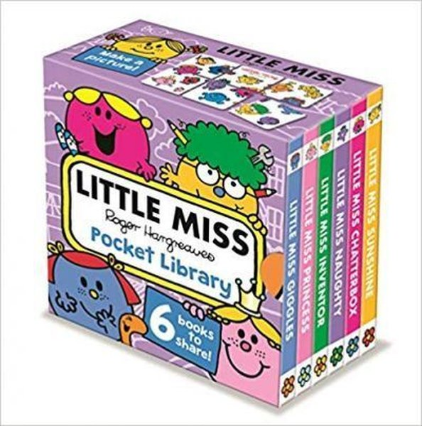 Little Miss: Pocket Library.pdf