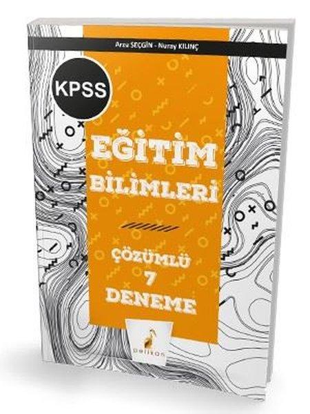 2019 KPSS Eğitim Bilimleri Çözümlü 7 Deneme.pdf