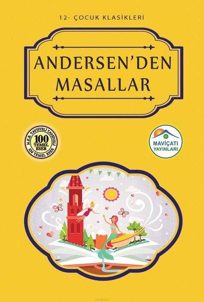 Andersen Masalları-Çocuk Klasikleri 12.pdf